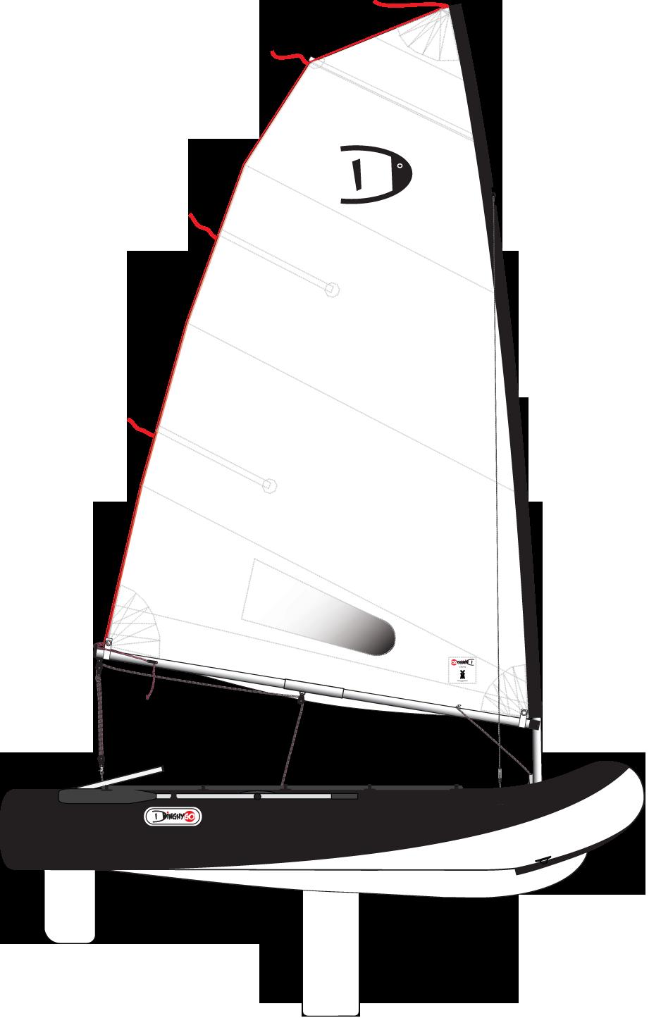 DinghyGo Orca (livraison avril)