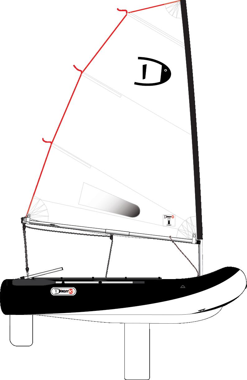 DinghyGo Orca 280 (livraison avril 2021)