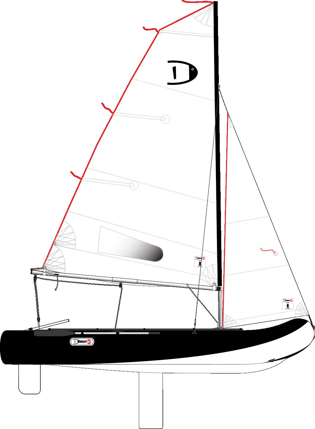 DinghyGo Orca 375 (livraison avril 2021)